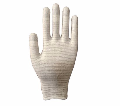 ESD Less Carbon PU Top Glove SP-GLO-03