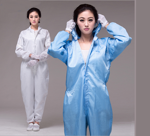 Antistatic Jumpsuits with Hat SP-GAR-04