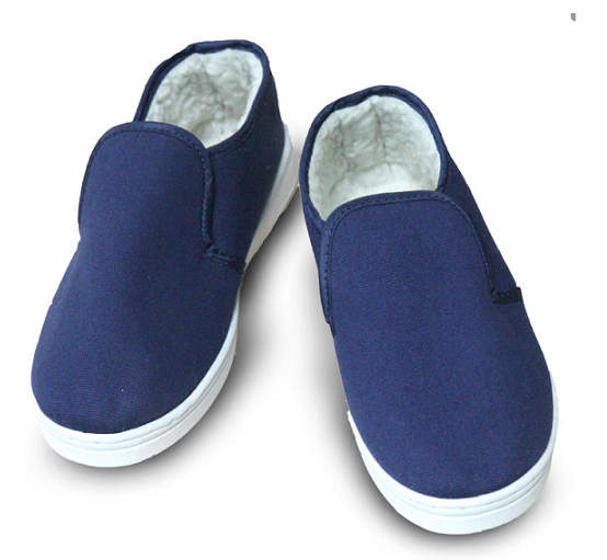 ESD Cotton shoe for cleanroom use SP-SHO-04-1