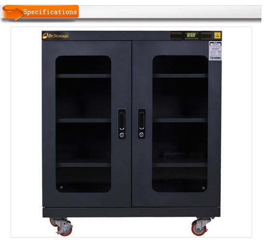 Anti-static desiccant dry cabinet C2E-315 Dryzone or Dr.storage brand