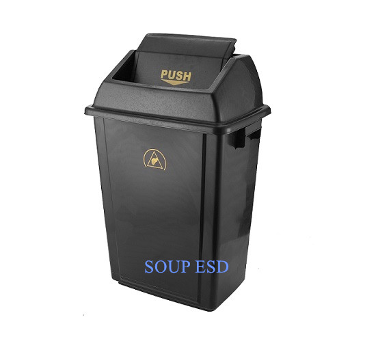 20L ESD Wastebin SP-WAS-04