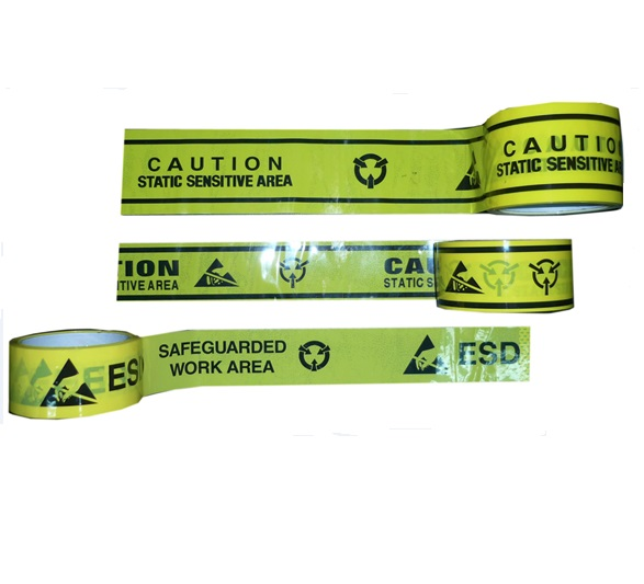 ESD material warning Tape SP-TAP-03-1