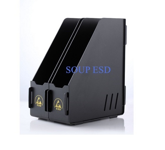 Permanent small Antistatic ESD files basket SP-STA-04-2