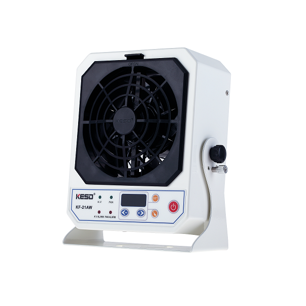 Antistatic ESD Automatic cleaning ion fan ionizing air blower