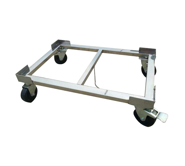 ESD Stainless Steel Cart for magazine rack SP-TRO-104