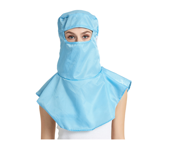 Cleanroom Antistatic ESD hood SP-CAP-07