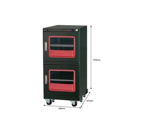 Ultra low humidity less 1% RH Dry Cabinet Dr.storage F1-400