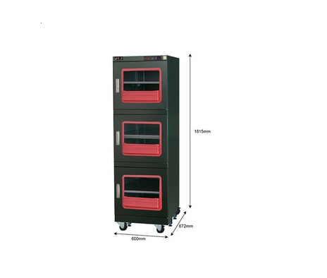 Ultra low humidity less 1% RH Dry Cabinet Dr.storage F1-600