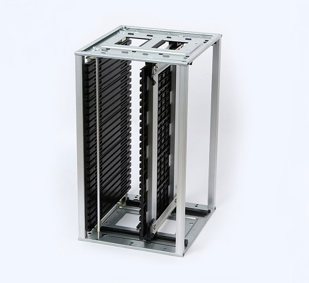 Big Slot ESD Magazine Rack SP-03-1 /SP-03G-1  ( slot width 7mm )